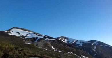 Ancares: Pico Miravalles