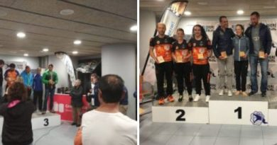 Segunda prueba de la Liga de Raids en Lugo
