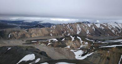 PROXECCIÓN DE IMAXES: ISLANDIA