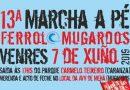 13ª MARCHA A PÉ FERROL-MUGARDOS