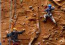 Iniciación á escalada en Rocódromo Marzo