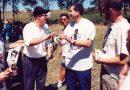 JUAN BLANCO: MALLO DA BATALLA DE BRIÓN 1996